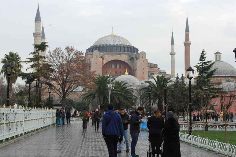 Vom Flughafen Sabiha Gökcen: Istanbul Layover Tour