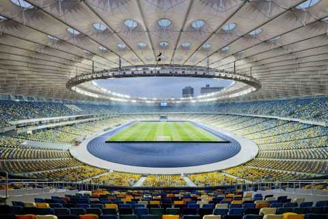 NSC Olimpiyskiy Stadium Guided Tour