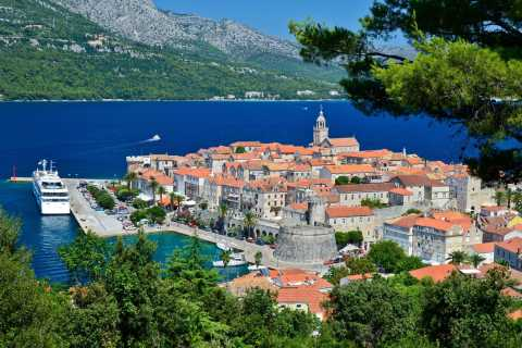 Korčula Day Trip with Wine Tasting