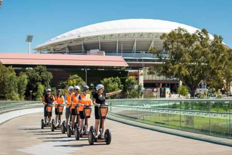 Segway Guided Tour in Adelaide
