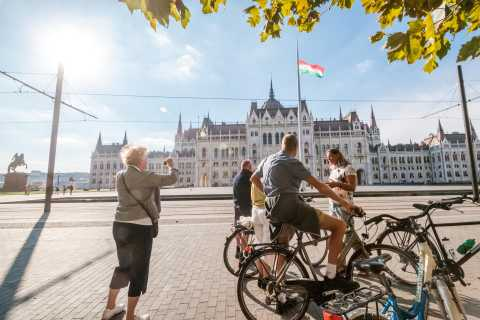 Discover Budapest: 2 Hour Small Group Bike Tour