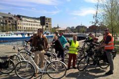 Destaques da Antuérpia: Excursão de Bicicleta 2 Horas