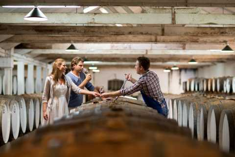 Seppeltsfield Winery Tour: Taste Your Birth Year