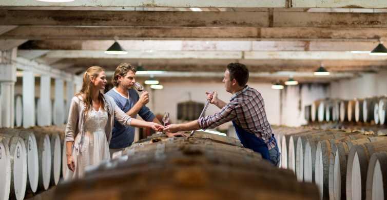 Seppeltsfield vingård tur: smak ditt fødeår