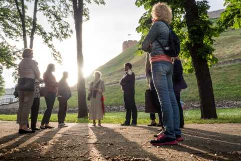 Vilnius: Ghost and Legends Tour