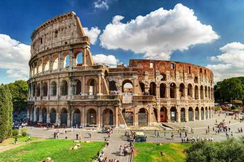 Rome: Vatican & Imperial Rome Tour in Spanish