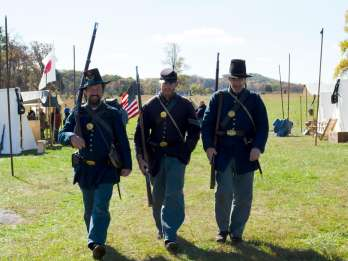 Ab DC: Tagestour zum Gettysburg National Military Park