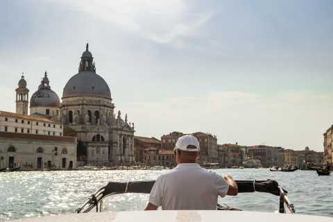 Venice Transfer-Shared Water Taxi to Airport