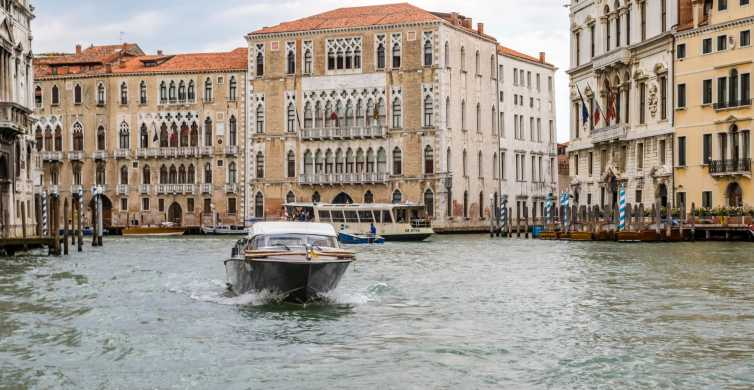 Transfer from Airport to Hotel in Venice