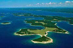 Parque Nacional das Ilhas Brijuni: viagem de dia inteiro saindo de Pula