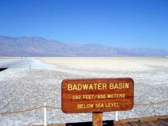 Ab Las Vegas: Death Valley Tour auf Deutsch