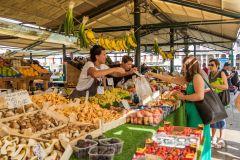 Veneza: Excursão Mercado de Rialto e Almoço com Vinho