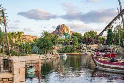 Tokyo Disneyland or DisneySea Entry Ticket and Transfer