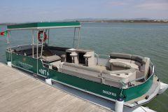 Faro: Cruzeiro Catamarã 4 Paradas e 4 Ilhas da Ria Formosa