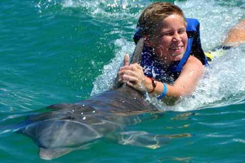 Dolphin Explorer: entrada y traslados desde Punta Cana
