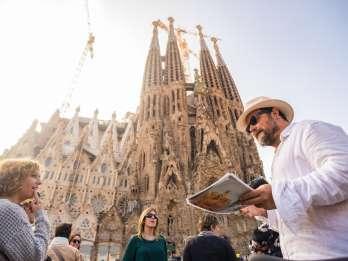 Barcelona: E-Bike-Tour zu den Highlights von Gaudí