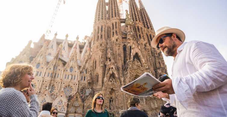 Barcelona: e-biketour naar de Gaudí hoogtepunten