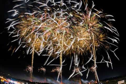 November 23: Ebisu-ko Fireworks & Snow Monkey Tour