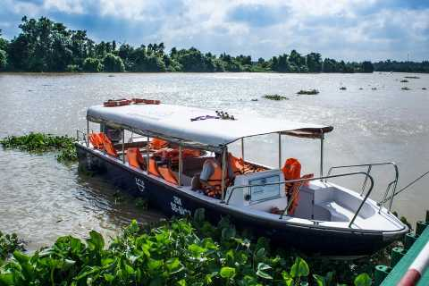 Full-Day Cu Chi Tunnels & Cao Dai Temple Tour by Speedboat