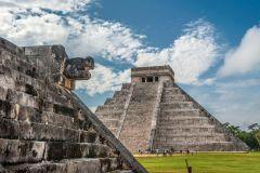 Tour Chichén Itzá All-Inclusive: Valladolid, Cenote e Almoço