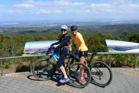 Mount Lofty Downhill Bike Tour & Cleland Wildlife Park Visit
