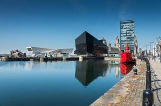 Liverpool: Private Erfahrung Sehen Sie das Beste mit einem Einheimischen