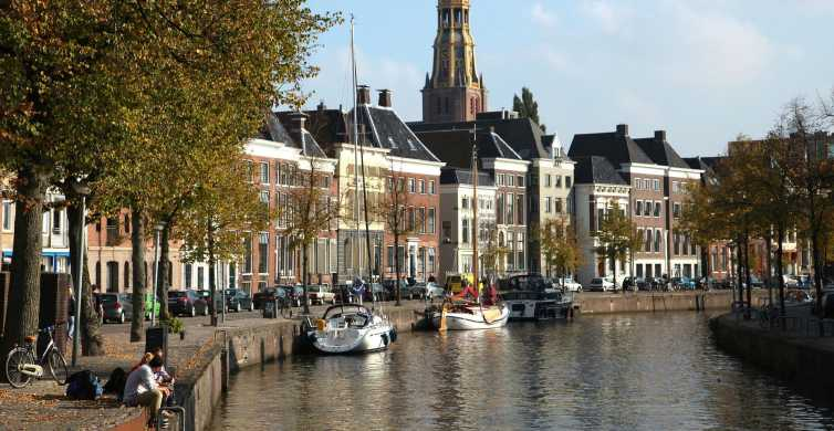 Welcome to Groningen: Private Tour with a Local