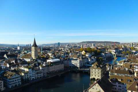 Zurich: Private Tour with a Local Guide