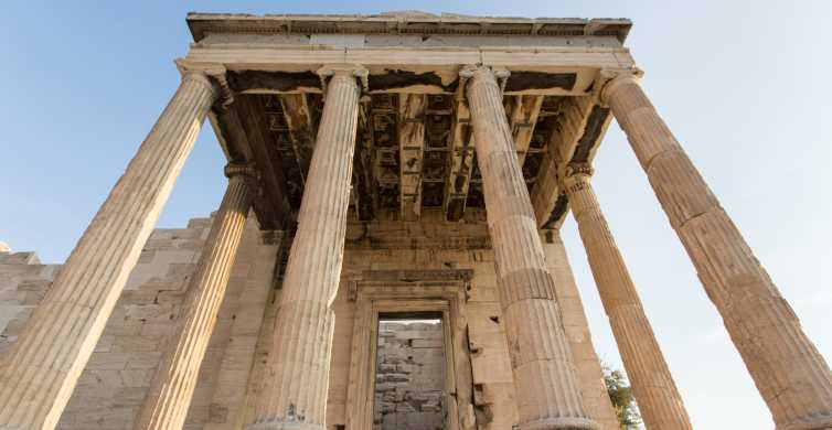Acropolis Small Group Guided Tour ohne Tickets