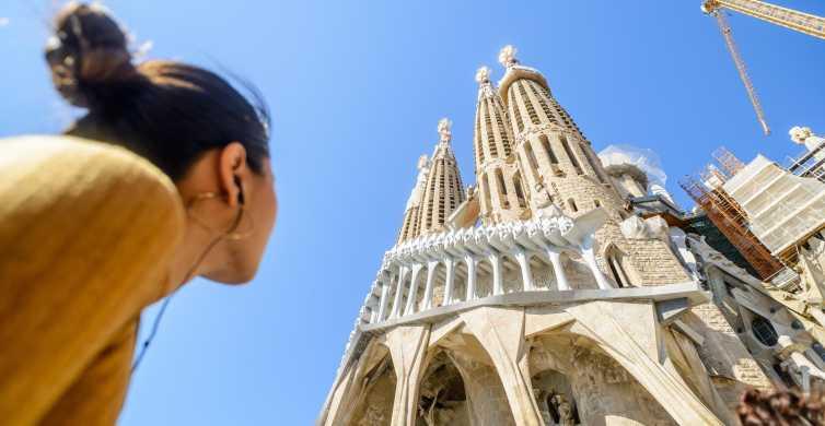 Fast-Track Guided Tour: Sagrada Familia and Park Güell