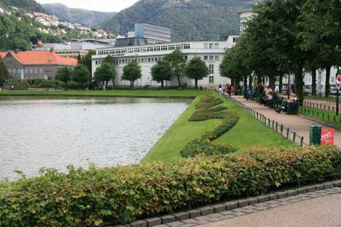 Bergen: tour privado con un guía local