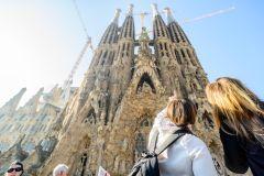 Barcelona: Tour Guiado Sagrada Família c/ Acesso Rápido