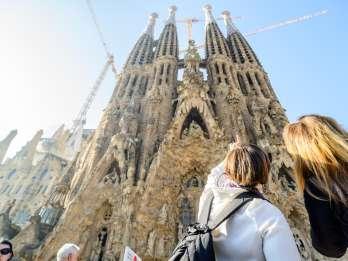 Sagrada Família: Bevorzugter Einlass und Führung