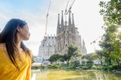 Barcelona: Tour Guiado Sagrada Família c/ Acesso à Torre