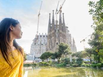 Barcelona: Sagrada Familia Führung mit Zugang zum Turm