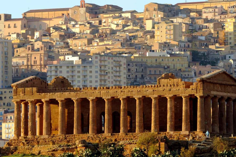 Sizilien: Ganztägiges Auto oder Minivan