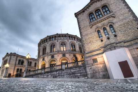 Tour a pie de mitos y leyendas de Oslo