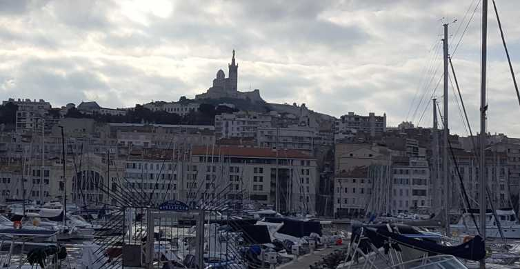 Marseille City Tour Half-Day