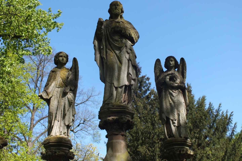 Köln: Führung durch den Melatenfriedhof
