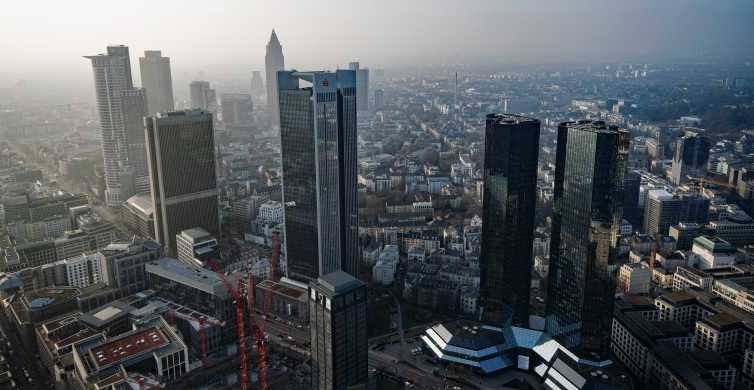 Welcome to Frankfurt: Private Tour with a Local