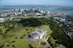 Ingresso Museu Memorial da Guerra de Auckland
