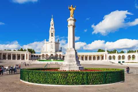 Da Lisbona: tour storico di Fatima in autonomia
