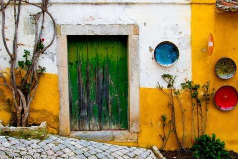 Ab Lissabon: Óbidos-Erlebnis