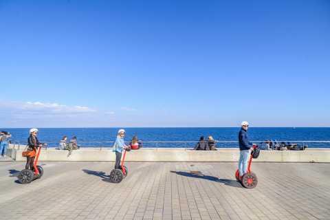 Barcelona: 1-stündige Segway-Tour