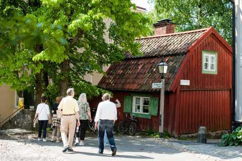 Stockholm: visite privée à pied de Djurgården