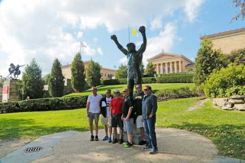Philadelphia: Half-Day Private Rocky Movie Locations Tour