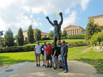 Philadelphia: private Tour zu den Rocky-Drehorten
