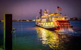 New Orleans: Evening Jazz Cruise on the Steamboat Natchez