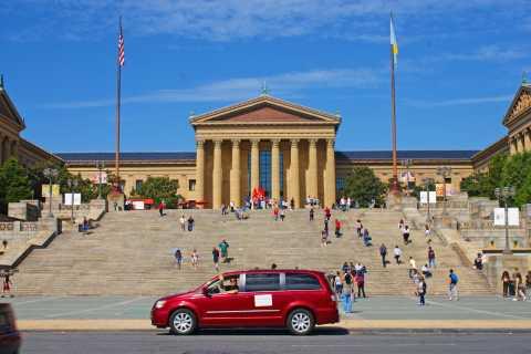 Philadelphia Private Driving Tour - Half or Full-Day