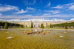 Excursão Particular a Peterhof com Opção de Hidrofólio